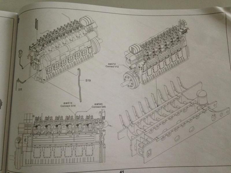 U-Boat 1/48 Trumpeter 8810