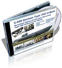 U-Boat 1/48 Trumpeter Dvd10