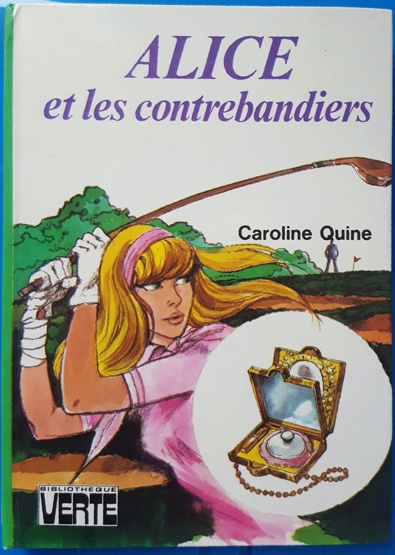 Recherches sur les anciennes éditions d'Alice (Titres 31 à 45) 20161118