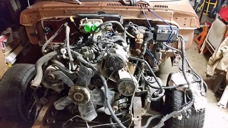 The F250 to F100 turbo project 20161211
