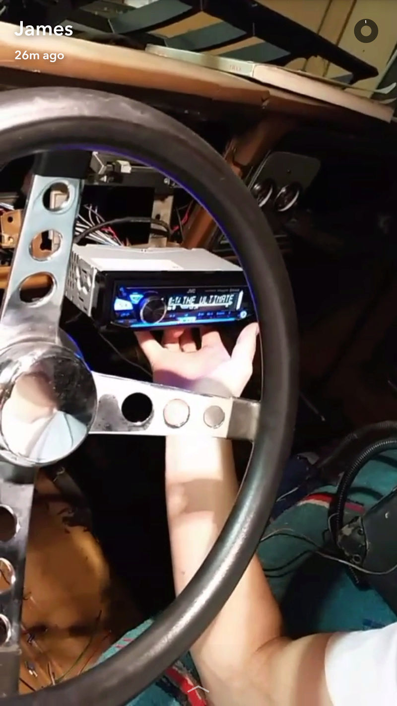 The F250 to F100 turbo project - it's alive. Screen10