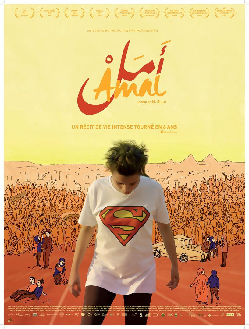Amal au ciné-club d'Enjeux mardi 14 mai 2019 Amal10