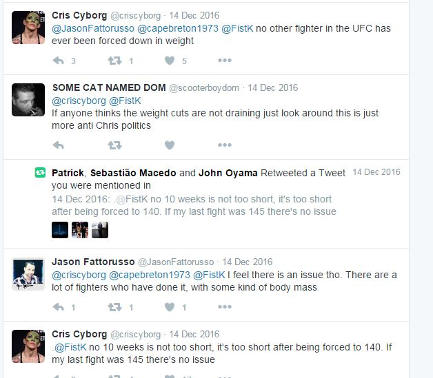 BREAKING! Cris Cyborg fails USADA drug test Cyborg14