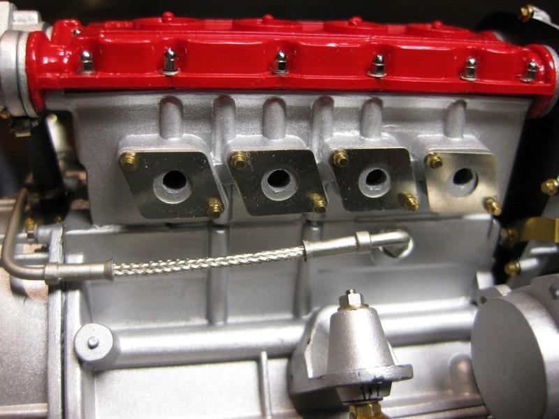Ferrari F40 von Pocher 1:8 mit autograph Transkit gebaut von Paperstev Krymme13
