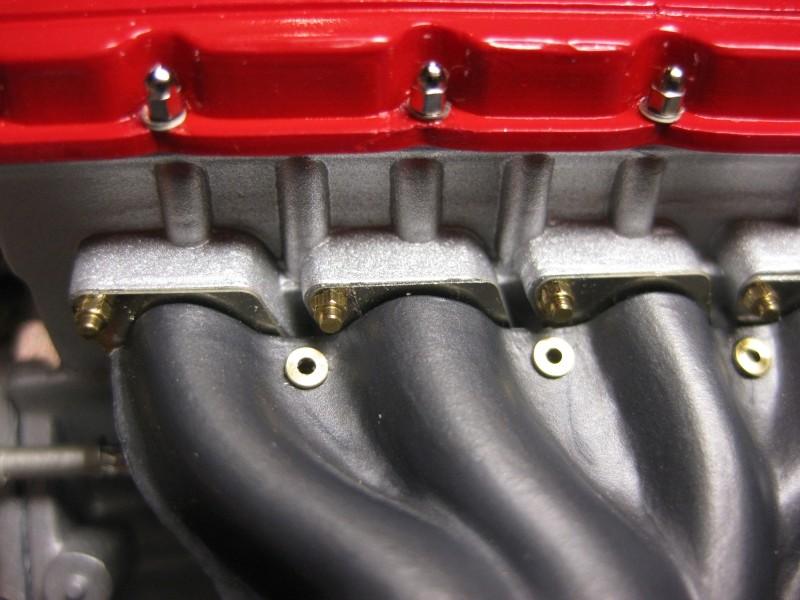 Ferrari F40 von Pocher 1:8 mit autograph Transkit gebaut von Paperstev Krymme15
