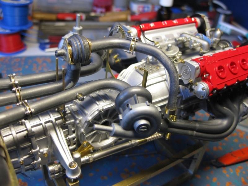Ferrari F40 von Pocher 1:8 mit autograph Transkit gebaut von Paperstev - Seite 2 Wasteg16