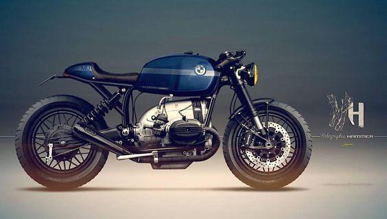 PHOTOS - BMW - Bobber, Cafe Racer et autres... - Page 6 4bca3e10
