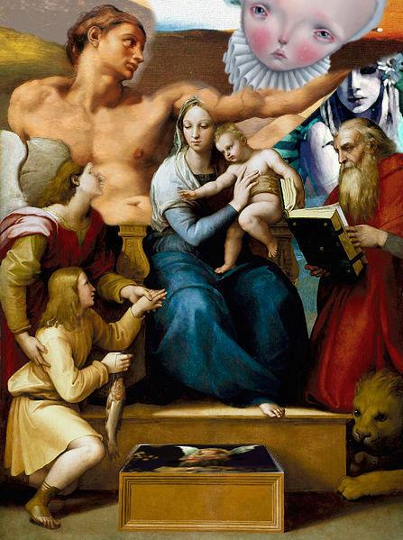 Grandi pittori rivisitati - Pagina 7 Mixer10