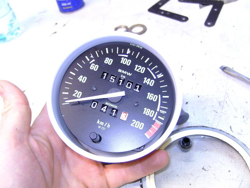 Compteur de vitesse réparation - Page 2 Bild1310