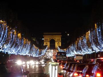 Illuminations de Noêl Paris-10