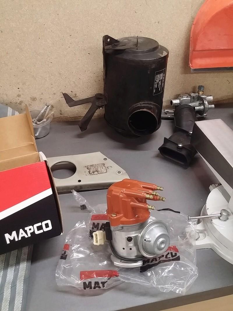 Allumeur GTi 130 Bosch  205_1511