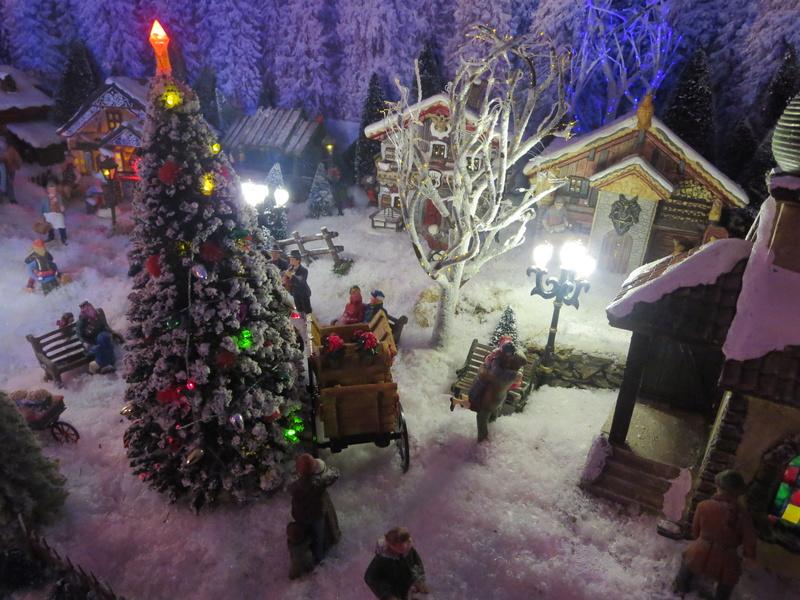 Village de Noël 2016 de Céline Img_2612