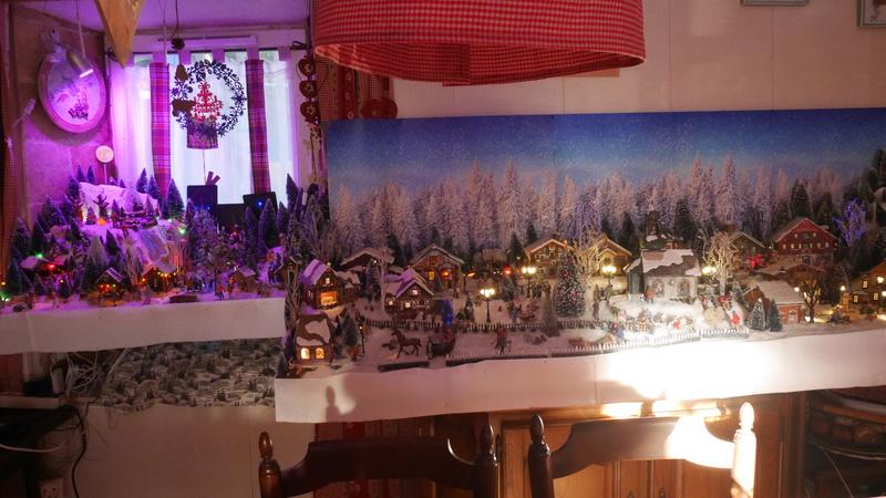 Village de Noël 2016 de Céline P1020211