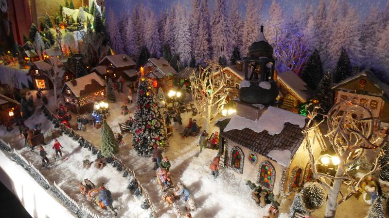 Village de Noël 2016 de Céline P1020212