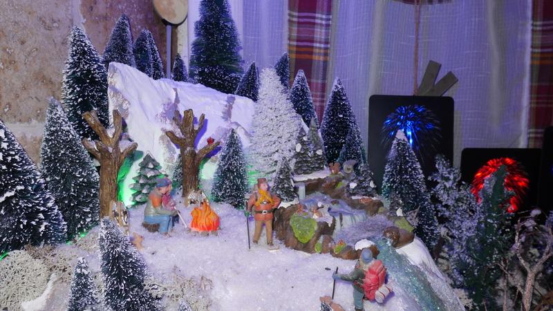 Village de Noël 2016 de Céline P1020213