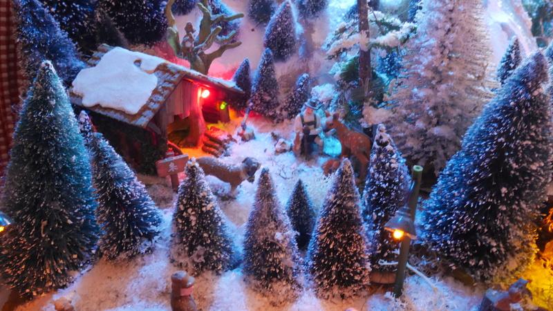 Village de Noël 2016 de Céline P1020214