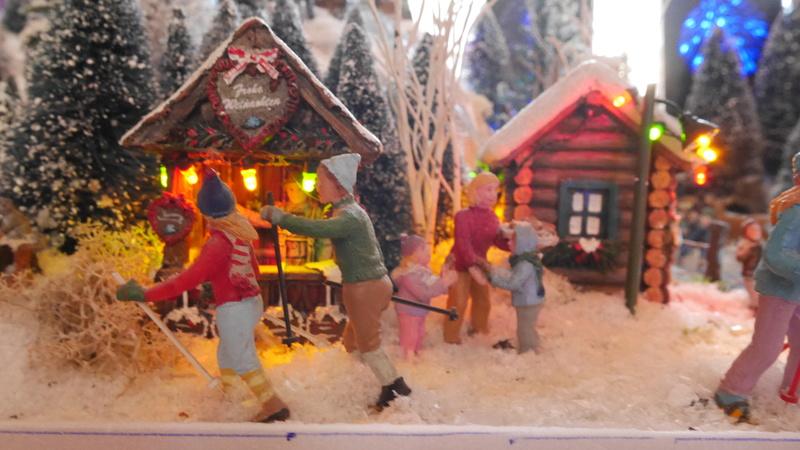 Village de Noël 2016 de Céline P1020216