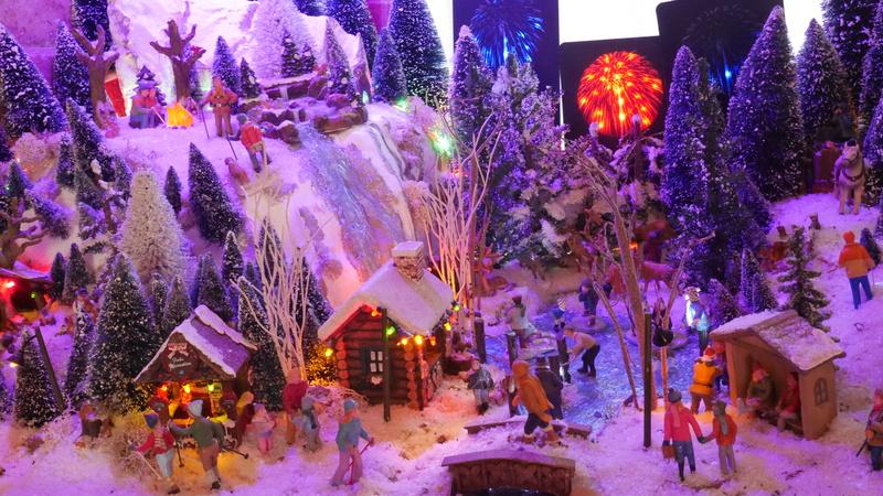 Village de Noël 2016 de Céline P1020218