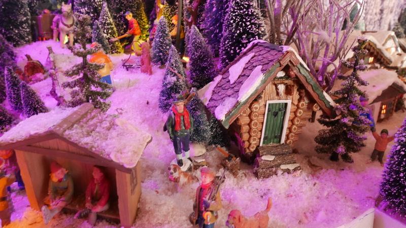 Village de Noël 2016 de Céline P1020219