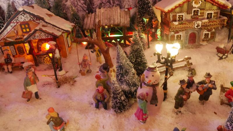 Village de Noël 2016 de Céline P1020221