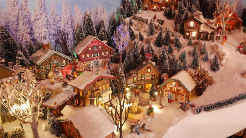 Village de Noël 2016 de Céline P1020229