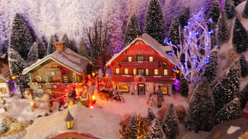 Village de Noël 2016 de Céline P1020230