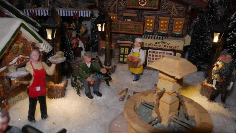 Village de Noël 2016 de Céline P1020232