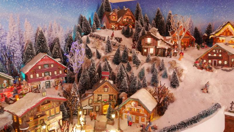 Village de Noël 2016 de Céline P1020234