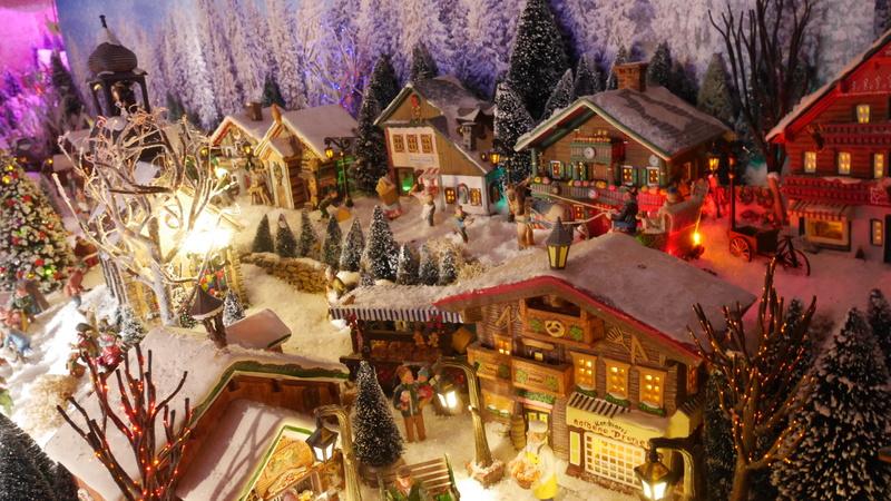 Village de Noël 2016 de Céline P1020235