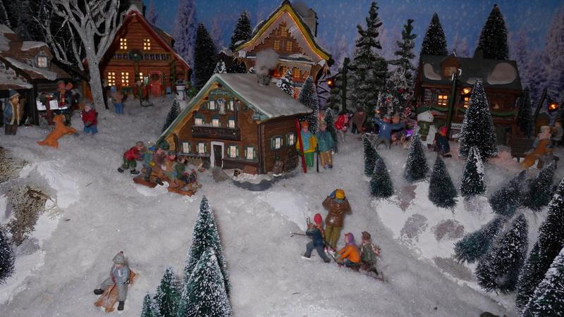 Village de Noël 2016 de Céline P1020236
