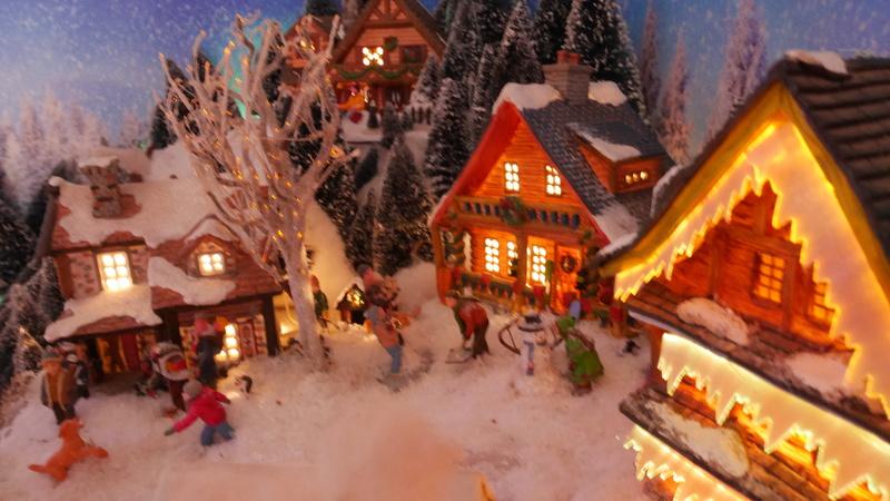 Village de Noël 2016 de Céline P1020237