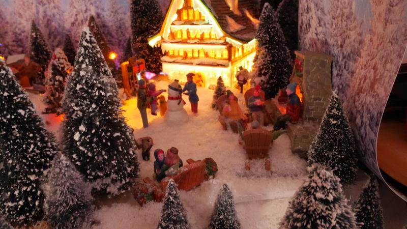 Village de Noël 2016 de Céline P1020239