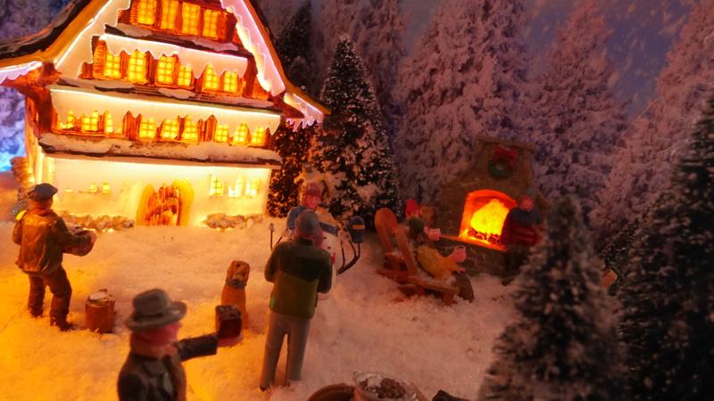 Village de Noël 2016 de Céline P1020313
