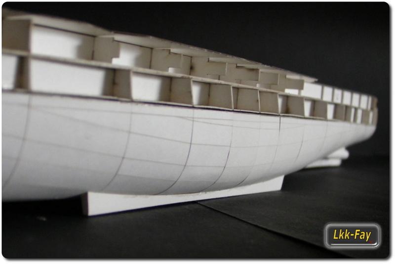 """Des Kaisers Flaggschiff """"Von der Tann"""", M 1:250 - Seite 12 Sany0018"""