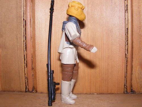 Fake Ledy Leia Boussh w/ overstock un-painted helmet T2ec1610