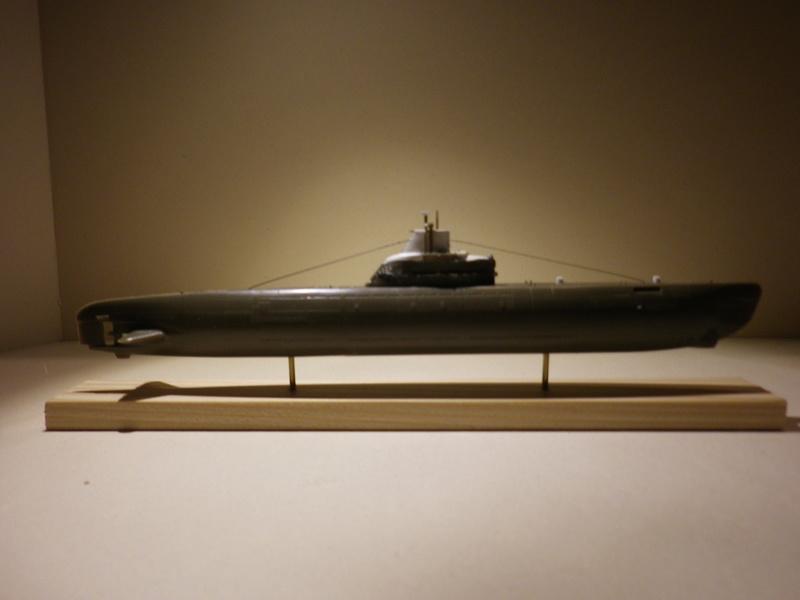 Sous-marin S 613 Roland Morillot (ex U-2518) années 1966/1967 Imgp4551