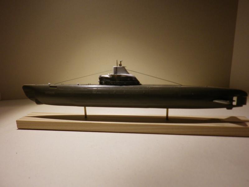 Sous-marin S 613 Roland Morillot (ex U-2518) années 1966/1967 Imgp4552