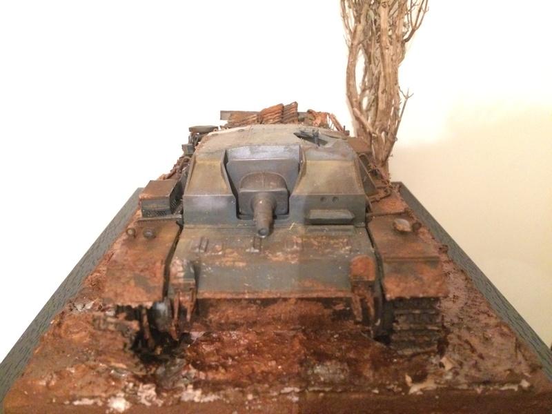 Stug III 1/35 dragon abandonné !!!!  Img_0616