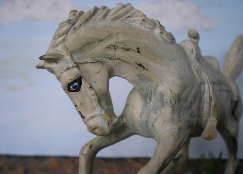 Cowboy zu Pferd mit Lasso - Umbau in der Figurengröße 7 cm - Seite 2 139h3b10