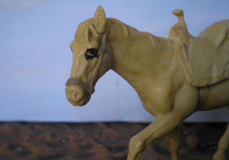 Bemalungen, Umbauten, Modellierungen - neue Cowboys für meine Dioramen - Seite 4 152a3a10