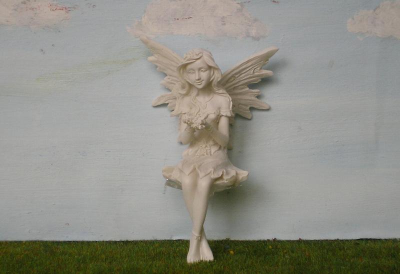 Figuren zur Weihnachtsdekoration - meine Sammlung, Restaurierungen & Bemalungen 196b1b12