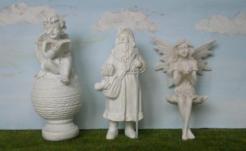 Figuren zur Weihnachtsdekoration - meine Sammlung, Restaurierungen & Bemalungen 196c1_11