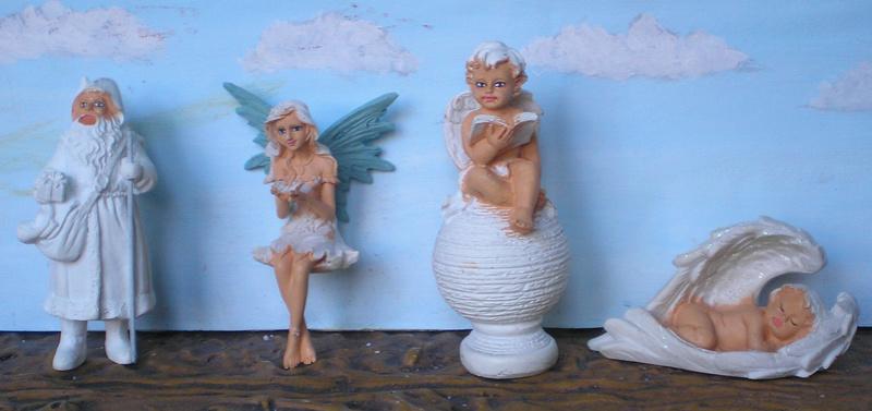 Figuren zur Weihnachtsdekoration - meine Sammlung, Restaurierungen & Bemalungen 196d1_10