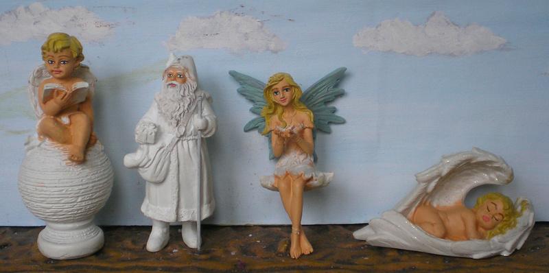 Figuren zur Weihnachtsdekoration - meine Sammlung, Restaurierungen & Bemalungen 196d2_10