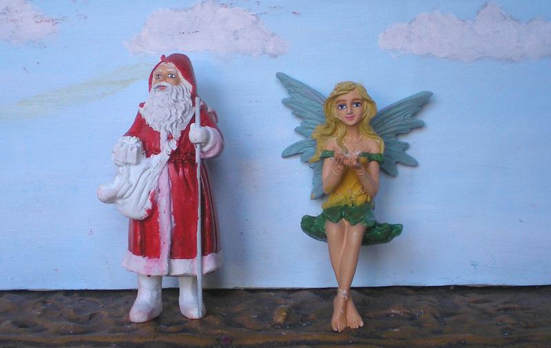 Figuren zur Weihnachtsdekoration - meine Sammlung, Restaurierungen & Bemalungen 196e1_11