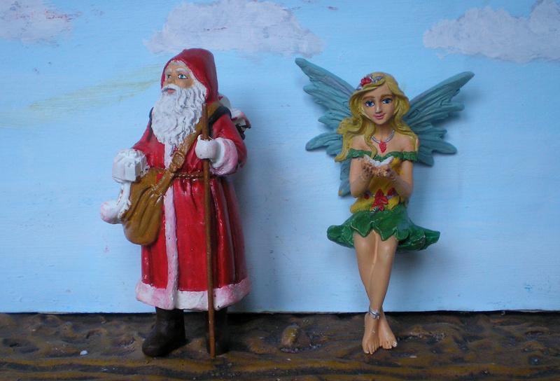 Figuren zur Weihnachtsdekoration - meine Sammlung, Restaurierungen & Bemalungen 196e3_10