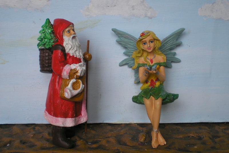 Figuren zur Weihnachtsdekoration - meine Sammlung, Restaurierungen & Bemalungen 196e4_10