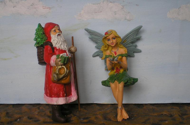Figuren zur Weihnachtsdekoration - meine Sammlung, Restaurierungen & Bemalungen 196e5_10