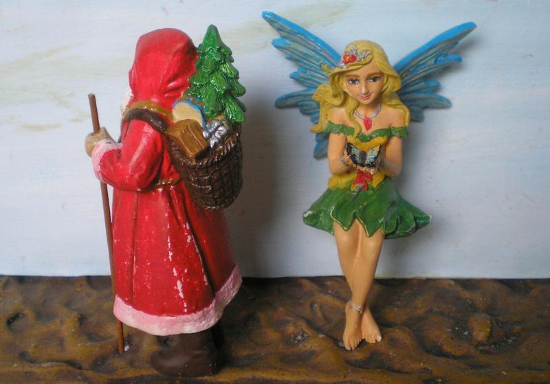 Figuren zur Weihnachtsdekoration - meine Sammlung, Restaurierungen & Bemalungen 196e6_10