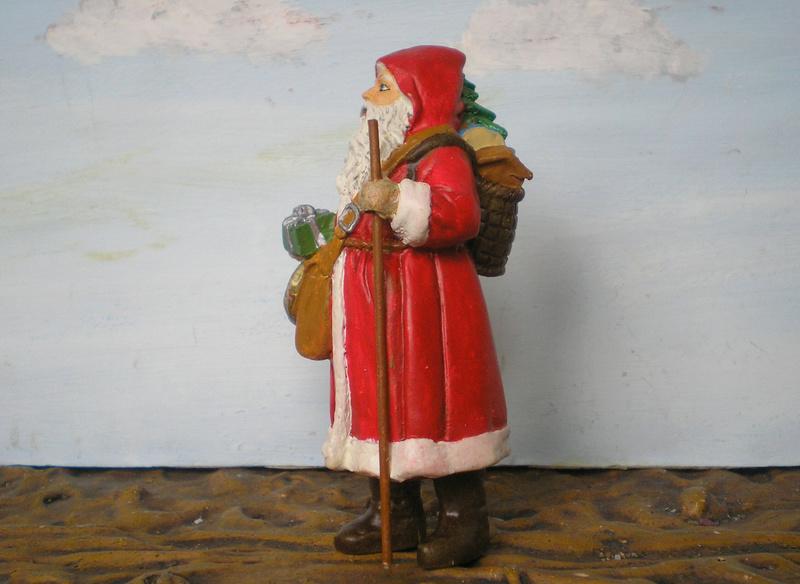 Figuren zur Weihnachtsdekoration - meine Sammlung, Restaurierungen & Bemalungen - Seite 2 196e8b12